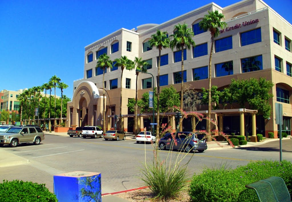 Chandler Chamber of Commerce - First Credit Union Plaza