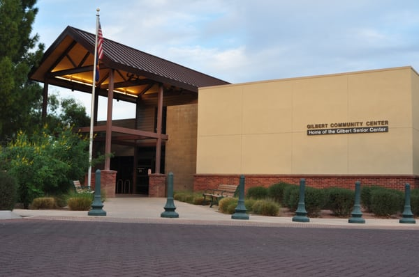 Gilbert Community Center