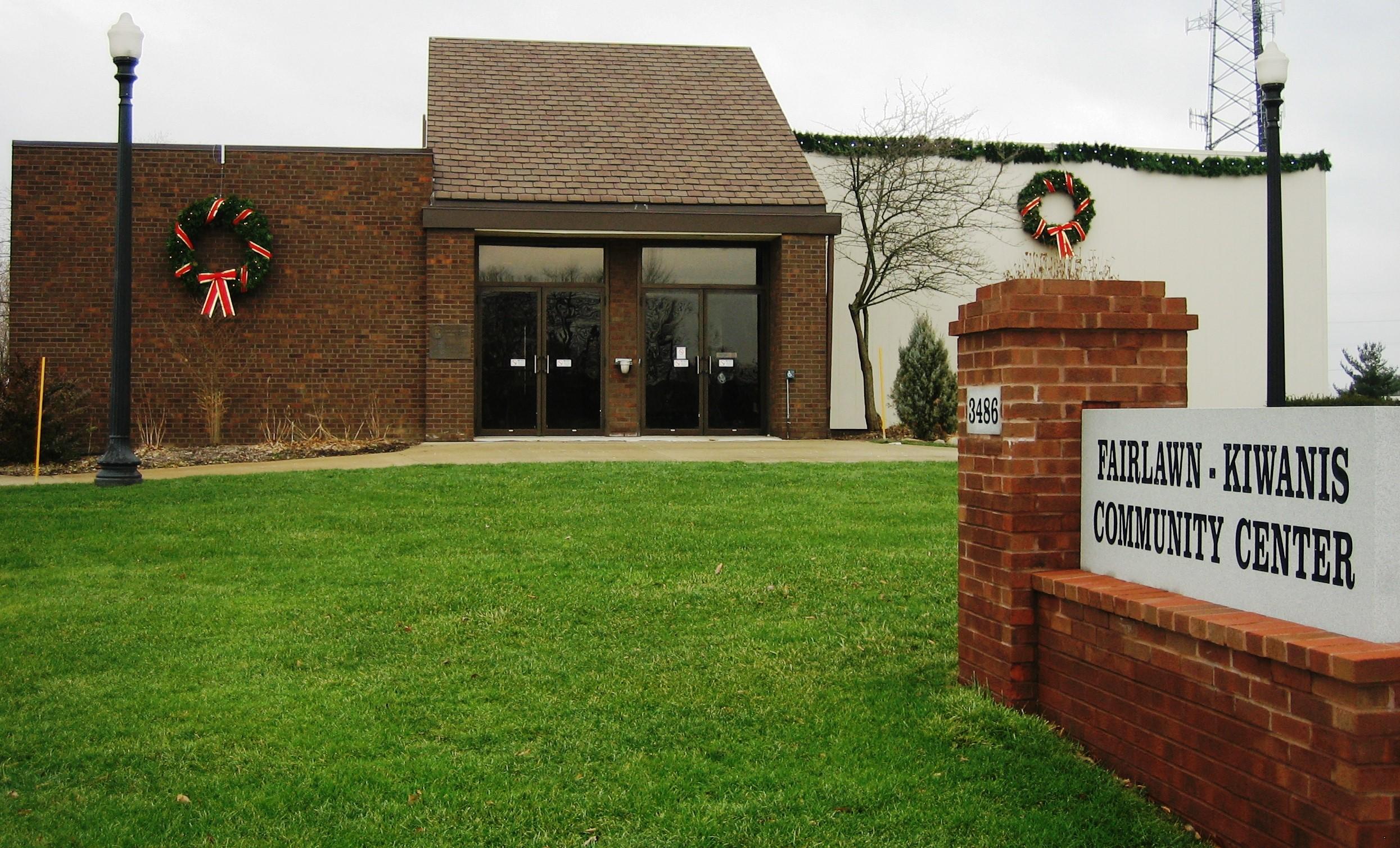 Fairlawn - Kiwanis Community Center