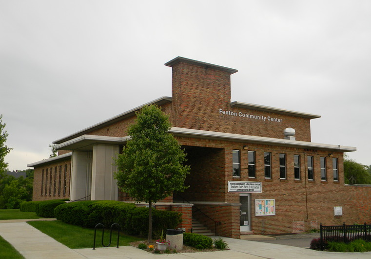 Fenton Community and Cultural Center
