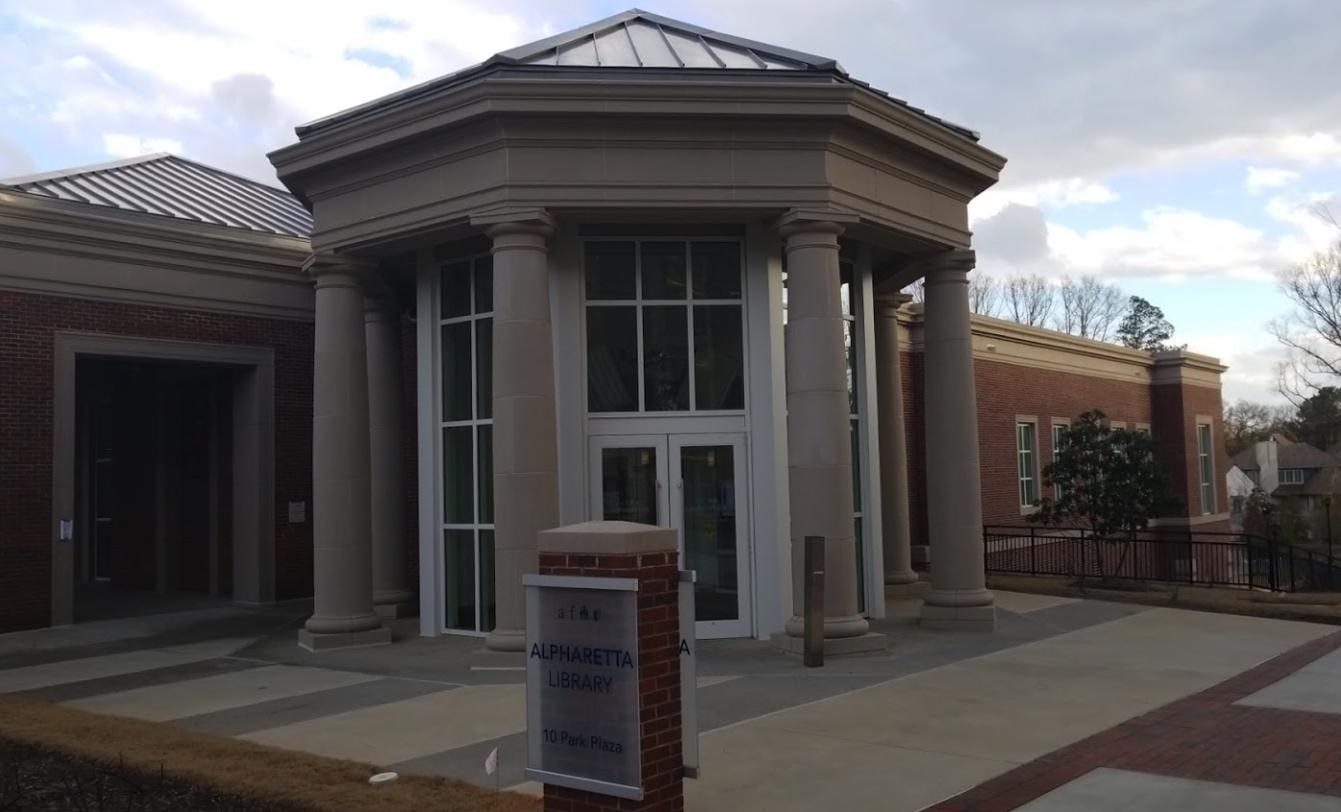 Alpharetta Branch Library